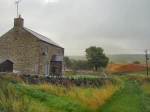 Burnhead, Cawfields, Haltwhistle: Bed & Breakfast
